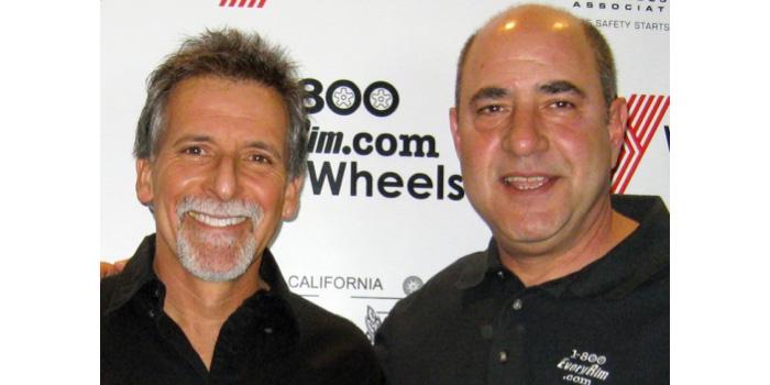 Norm Huniu and Billy Eordekian – CTDA Luncheon 2015.