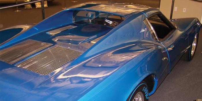 1963 Corvette Astro Prototype - Astro II. (Photo by Karl Kirschenman)