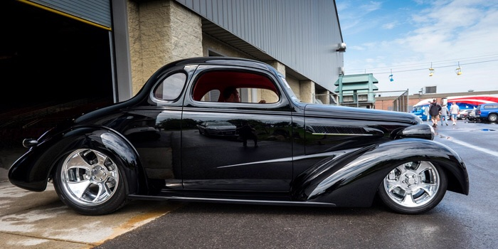 Goodguys 2015 Classic Instruments Street Rod of the Year.