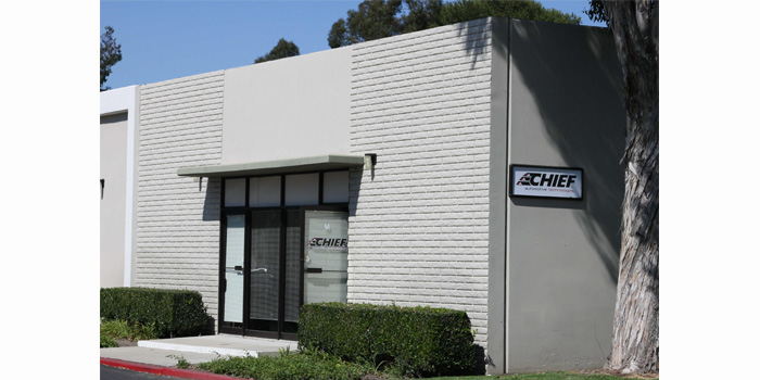 Chief Automotive Technologies has updated its Irvine, Calif., specification center to serve as a training location for hands-on Chief University courses.
