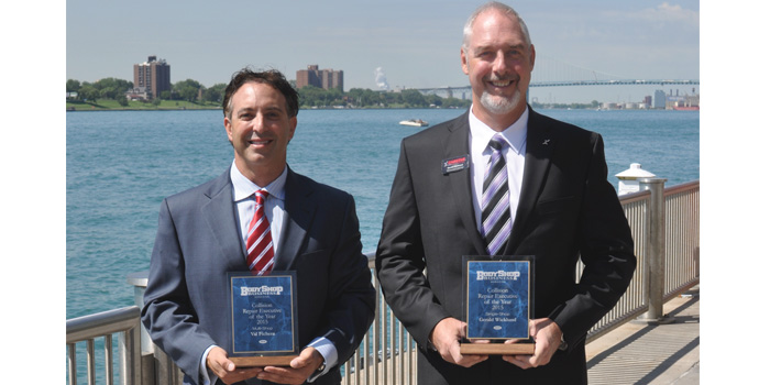 Body Shop Business Executives of the Year