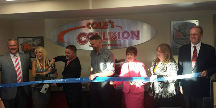 Image taken by Colonie Chamber of Commerce