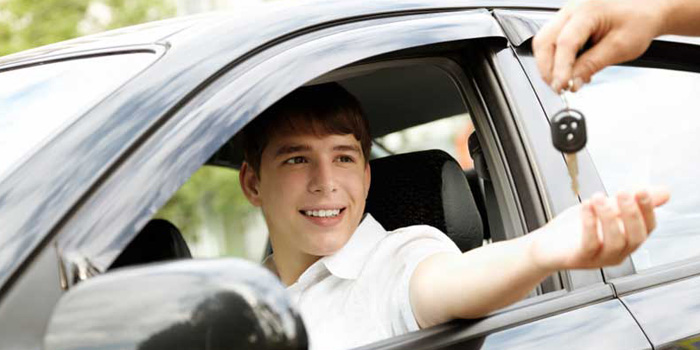 Safe Teen Drivers 45