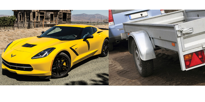 A welder used to weld an aluminum trailer might not be the best choice for a Corvette.