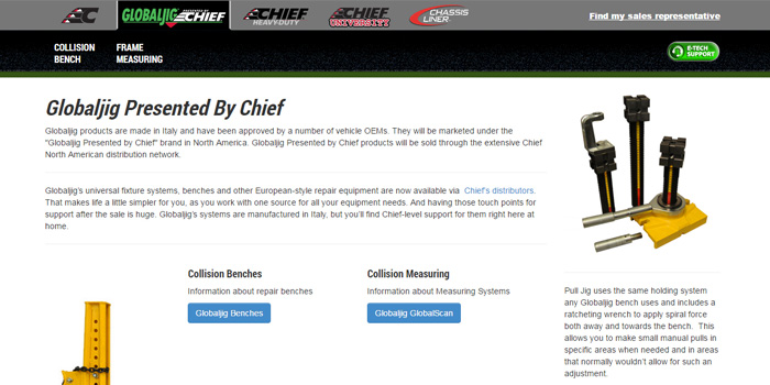 globaljig-chief-website