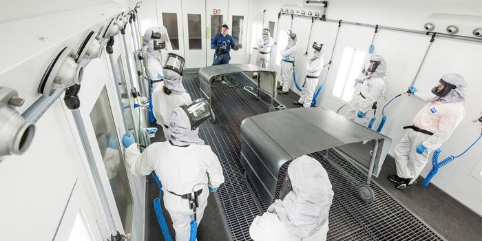 PPG-training-facility