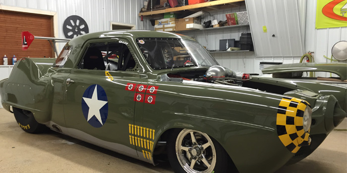 Abra Body Shop >> Anton's Hot Rod Shop Bringing Two Complete Custom Builds ...