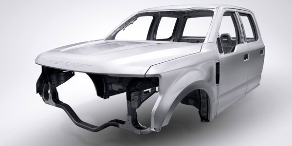 Is Your Body Shop Equipped for Aluminum Repair Demand?