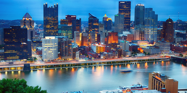 Pittsburgh will host the April meeting of the Collision Industry Conference.