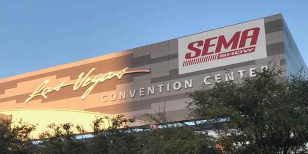 SEMA Show Registration Open For Event In Las Vegas - Sema car show las vegas 2018