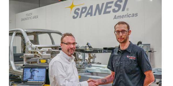 Auto Body Equipment Maker Spanesi Americas Adds Richard