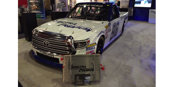 Spectra Premium Joins NASCAR Xfinity and Camping World Truck Series as Approved Radiator Supplier - Body Shop Business
