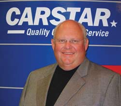 Dan Bailey, director, president & chief operating officer, CARSTAR