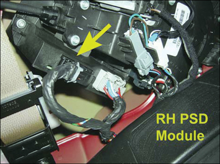 Tech Tips Replacing The Hyundai Power Sliding Door