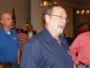 mississippi collision repair association president john mosley